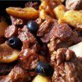 Sauté de veau à la portugaise