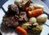 Pot-au-feu traditionnel - Le pot-au-feu, un plat unique, convivial et emblématique de l'hiver.